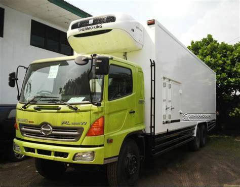 Jual Freezer Box Truk ranger jual hino fl 235 jw truk tronton terpanjang