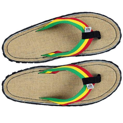 rasta slippers bob marley fresco sandals s rasta shoes