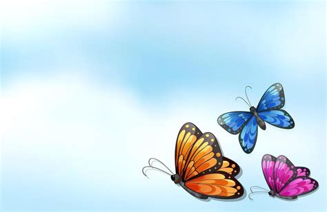 butterfly   vectors clipart graphics