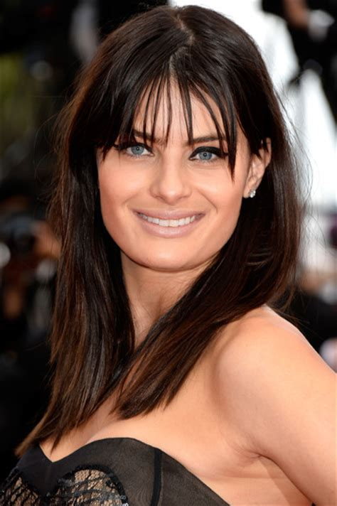 jane fontana hair jane fontana hair elegance updo wig isabeli fontana long straight cut with bangs long