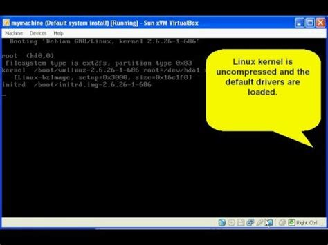 tutorial linux boot process video to discuss the linux boot process youtube