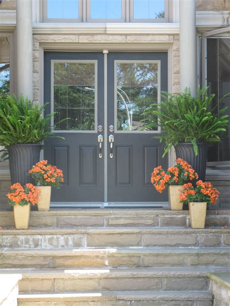 Curb Appeal Front Door White Swan Homes And Gardens Front Entrance Doors For Curb Appeal