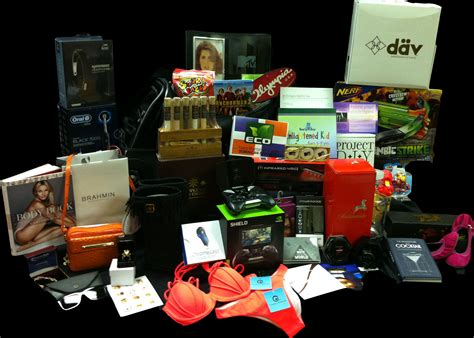 Whats In The Mtv Awards Goodie Bags by Giveaway Alert Win The Official Mtv Awards Gift Bag