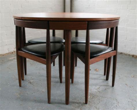 ebay 1950s midcentury hans dining table and