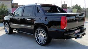 2008 Cadillac Escalade Ext 2008 Cadillac Escalade Ext Information And Photos