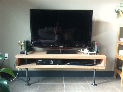 diy urban minimalist tv stand meticulous mrs