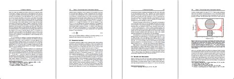 dissertation page layout page layout thesis in