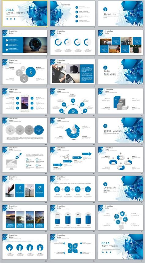 181 Best 2018 Business Powerpoint Template Images On Pinterest Keynote Powerpoint 2018 Powerpoint Template