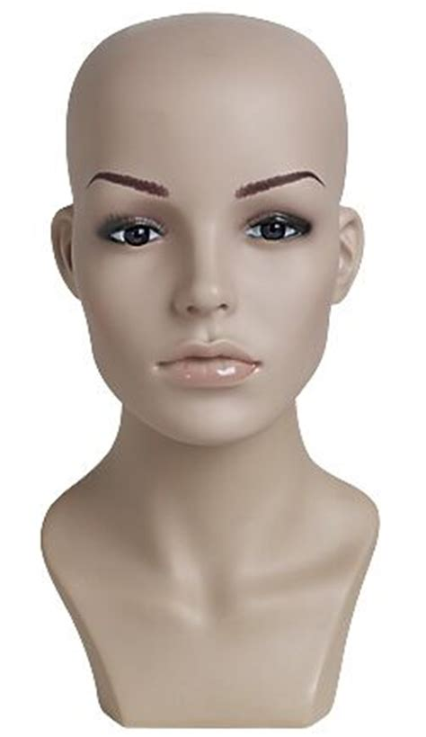 female display heads mannequin head forms display mannequin head display head decorative head form