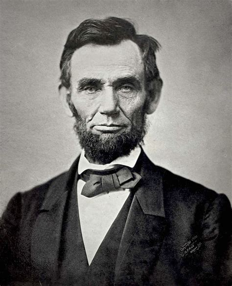 why is abraham lincoln a usa archives pediaa