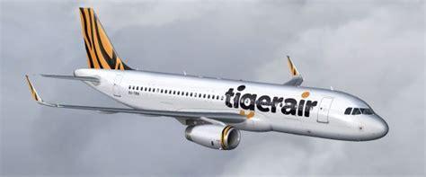 Mandala Tiger Air Diecast Miniatur Airbus A320 welcome to flight 187 fs2004 airbus a320 200 tigerair