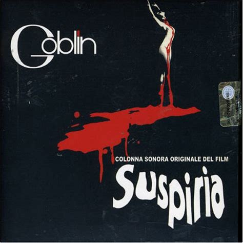 Goblin Film Soundtrack   suspiria by goblin soundtrack review