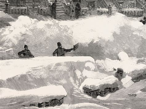 the great blizzard of 1888 remembering the storm that shut down new york city abc news