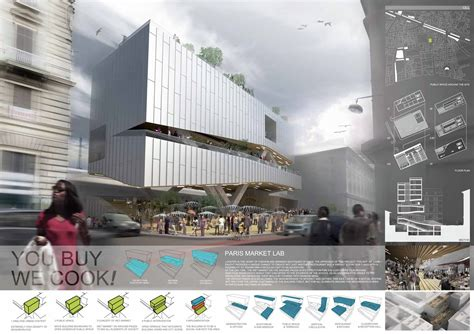 Interior Design Layout gallery of paris market lab ayrat khusnutdinov and