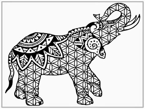india elephant coloring pages indian elephant coloring page coloring home