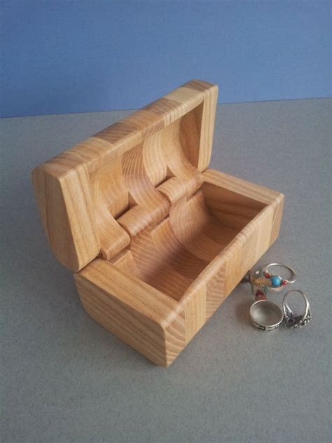 small woodworking projects plans a really cool project idea for the future a ring box
