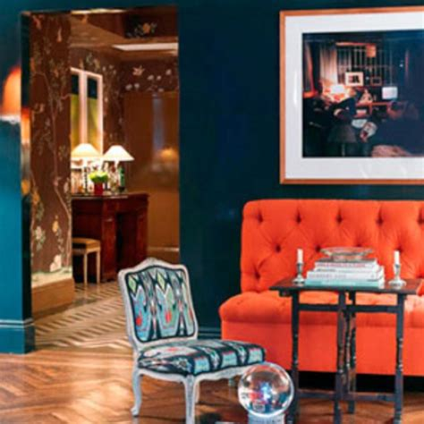 teal orange living room teal walls with orange living room decor ideas