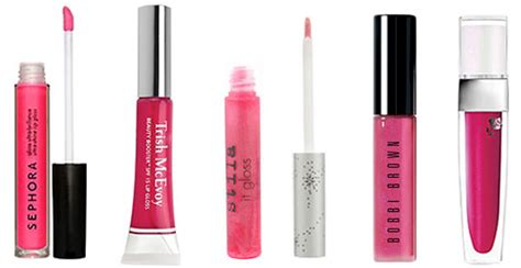 Fr Hotpink Lip Gloss 1 best pink lip gloss popsugar