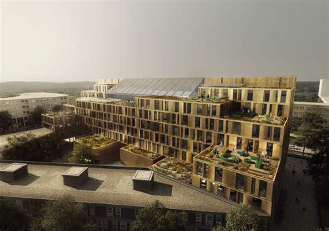 piazza at the schmidt s floor plan schmidt hammer lassen to design new facility for
