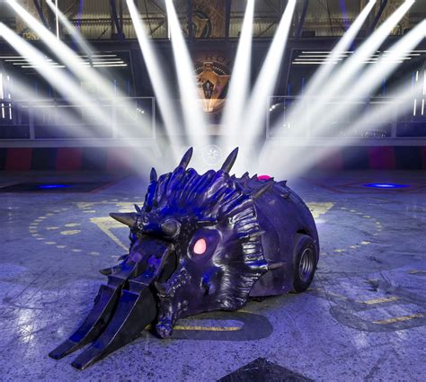 Robot Wars by Robot Wars 2016 New House Robots Are Bigger And Better