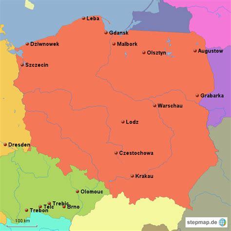 karte deutschland tschechien tschechien polen 2010 andi s landkarte f 252 r deutschland