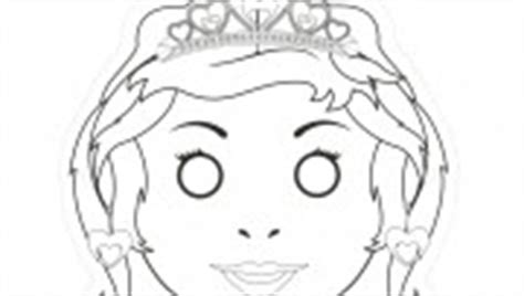 elsa mask coloring pages free coloring pages
