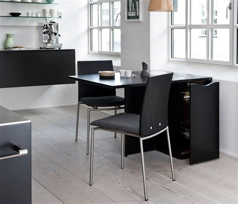 Expandable Dining Room Sets space saving compact gateleg table skovby a1101 wharfside
