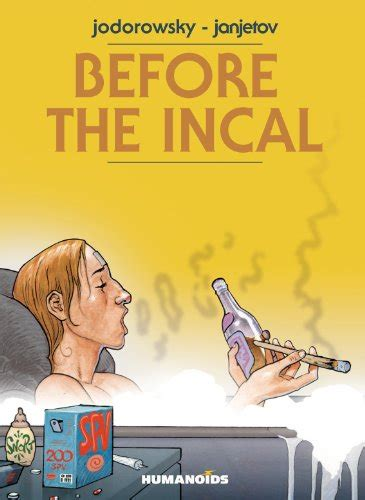 before the incal 159465901x before the incal