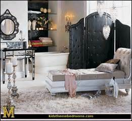Old Hollywood Glamour Home Decor by Decorating Theme Bedrooms Maries Manor Hollywood At