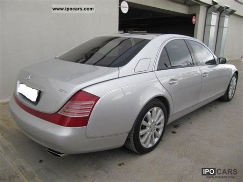 how cars work for dummies 2006 maybach 57 on board diagnostic system 2006 maybach 57 s car photo and specs