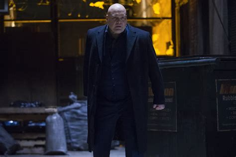 vincent d onofrio wilson fisk interview daredevil season 3 to bring back vincent d onofrio as