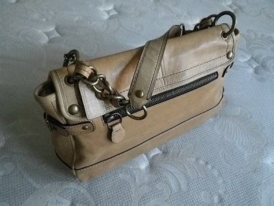 Bag Fashions Import S765 Camel coach legacy leigh vintage camel leather tote bag purse satchel wow ebay