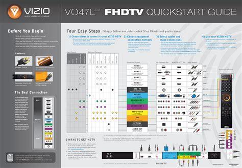 visio troubleshooting vizio cable box vo47l user guide manualsonline