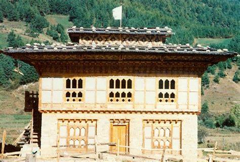 bhutanese architecture vernacular  sustainable     life