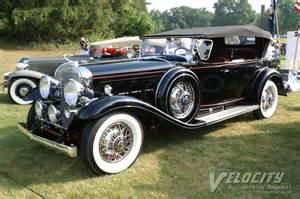 1930s Cadillac 1930 Cadillac Sport Phaeton Information