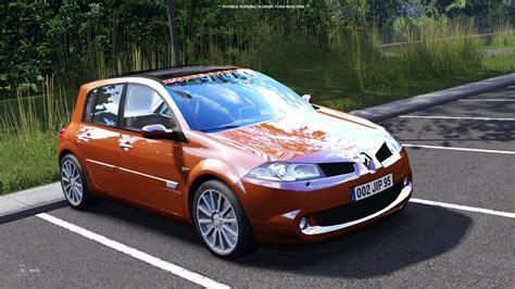 Renault Megane 2 by Racer Free Car Simulation Renault Megane Ii Rs
