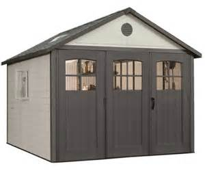 Resin Shed Sale by Plastic Sheds