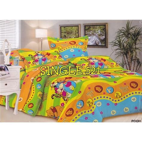 Bed Cover Selimut Import Size 230x200 5 sprei katun single import 120 x 200 cm bedsheet elevenia