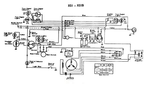 wiring diagram of yamaha motorcycle wiring diagram 2018
