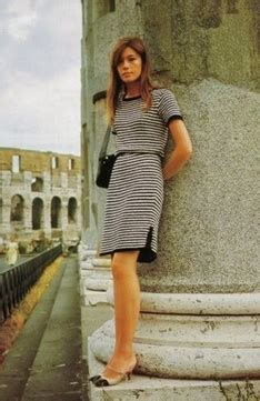 Vintage Style Inspiration Springsummer 2007 Francoise Hardy by 1461 Best Sixties Fashion Summer Images On