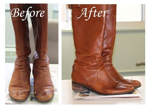 how to remove salt stains from leather boots a step by
