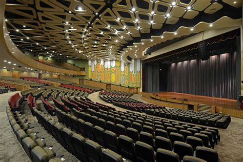 Home Interiors In auditorium for bits pilani at hyderabad