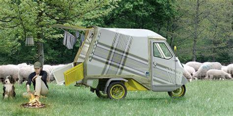 modifikasi vespa untuk jualan vespa caravan skuter yang bikin betah touring otosia