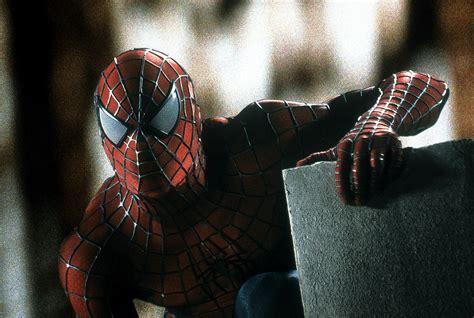 spider man 2002 tobey hqir tobey maguire s spider man screen test