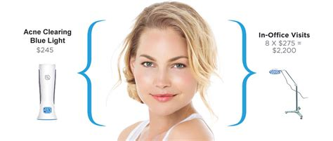 tria light therapy does tria acne treatment work for acne results tria