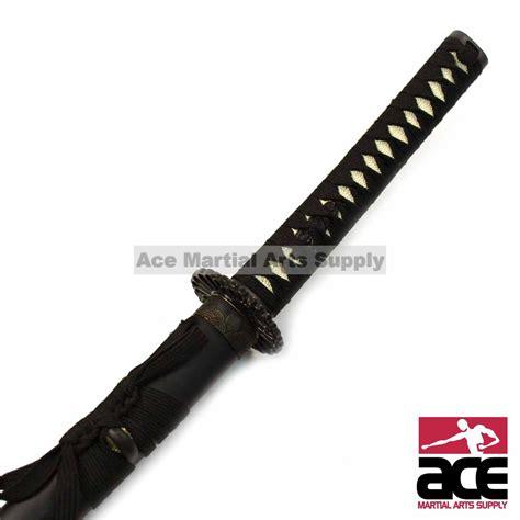 Handmade Sword Review - handmade musashi oda mon tang samurai katana sword