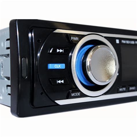 Car Radio With Usb Port by New Fm And Mp3 Car Stereo Radio Receiver Aux With Usb Port