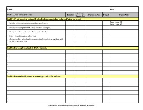 Plan Of Template Plan Template Helloalive