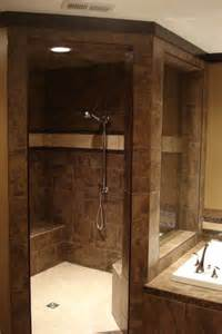 walk in shower tub combo bathrooms