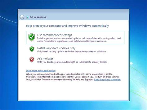 tutorial install ulang windows 7 compaq tutorial instal windows 7 pada laptop acer pendidikan